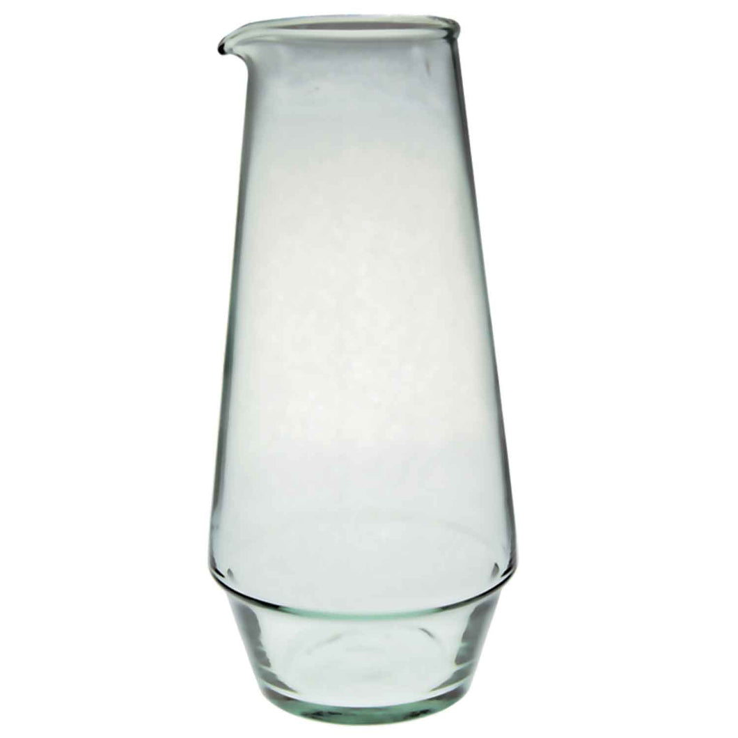Glassware, Recycled Carafe