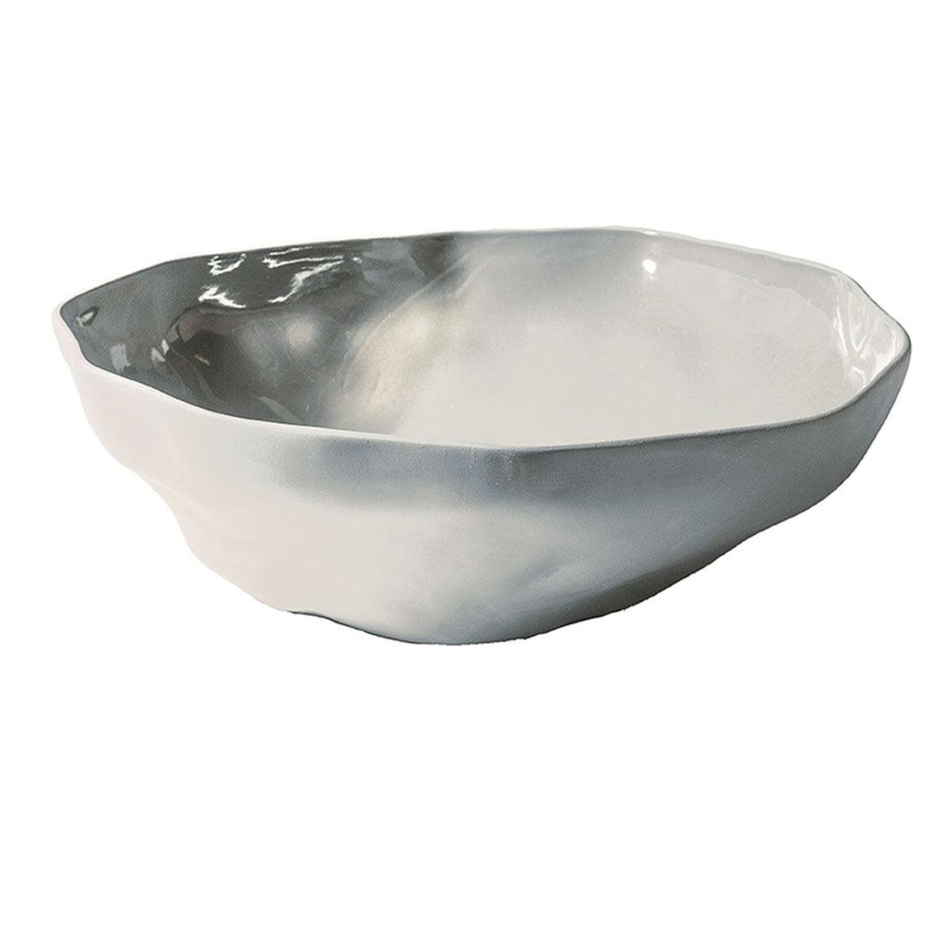 Bowl, Serving Stoneware Sterling