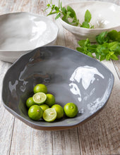 Load image into Gallery viewer, Bowl, Serving Stoneware Sterling