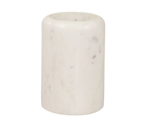 Wine Chiller, White Marble