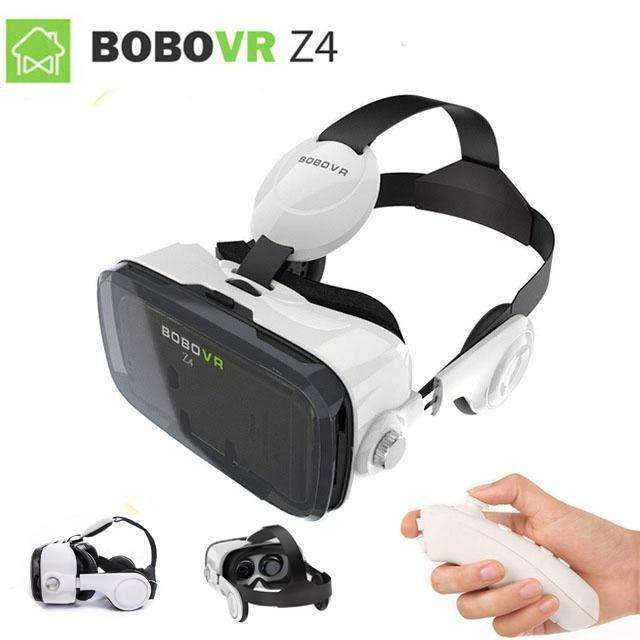 Virtual Reality 3D Glasses - Give you the best movie experience!