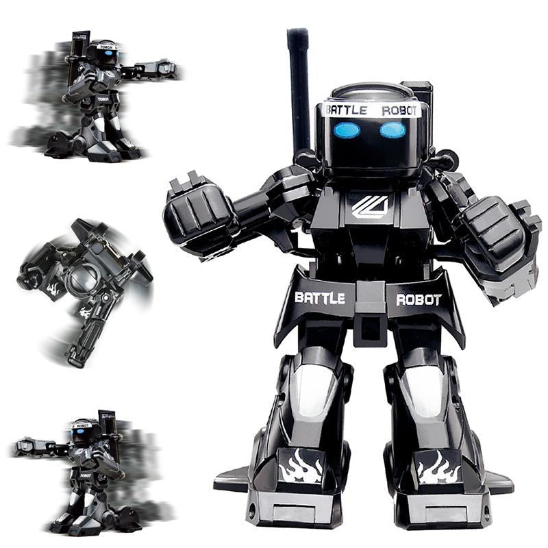 777 615 Battle RC Robot 2.4G Body Sense Remote Control Toys For Kids Gift Toy Model Mini Smart Robot Battle Toys For Boys