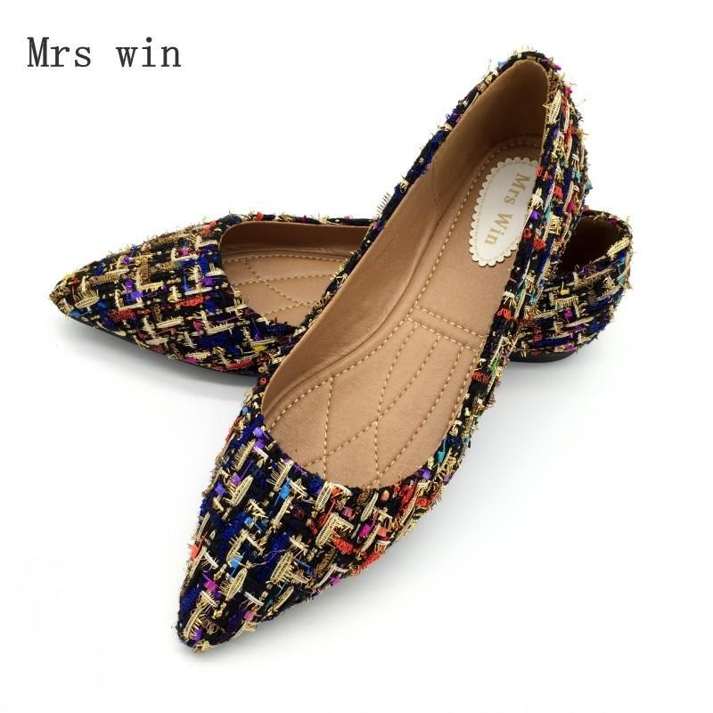 Women Ballet Flats Shoes for Woman Casual Loafers