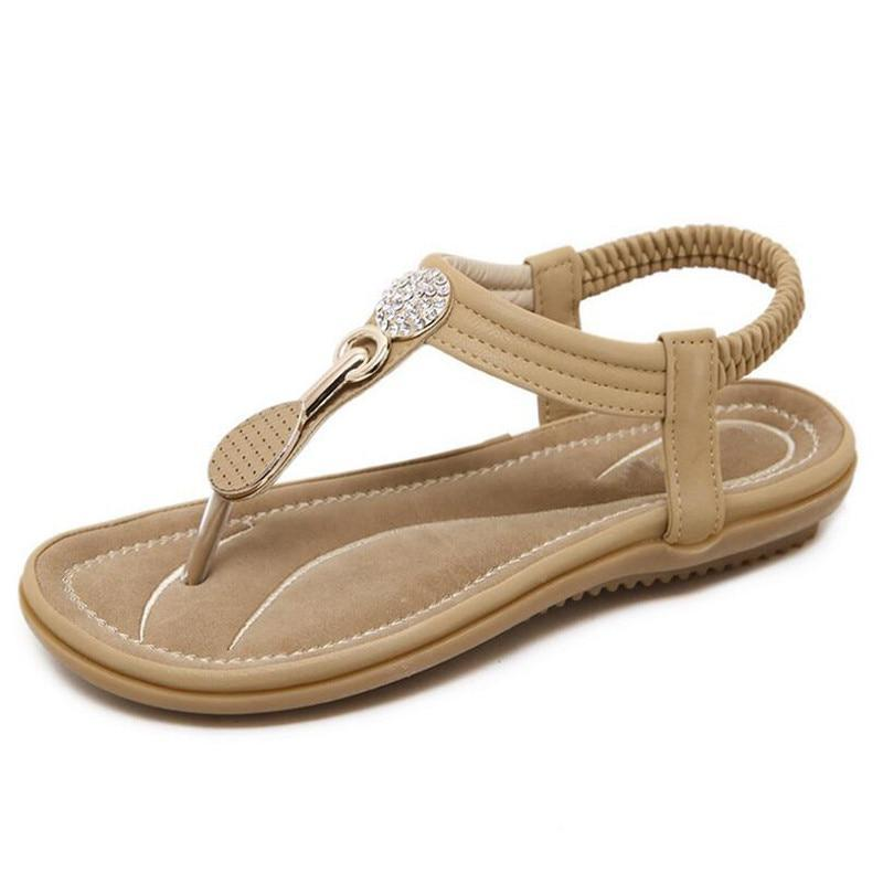 New Bohemia Wedge Women Sandals
