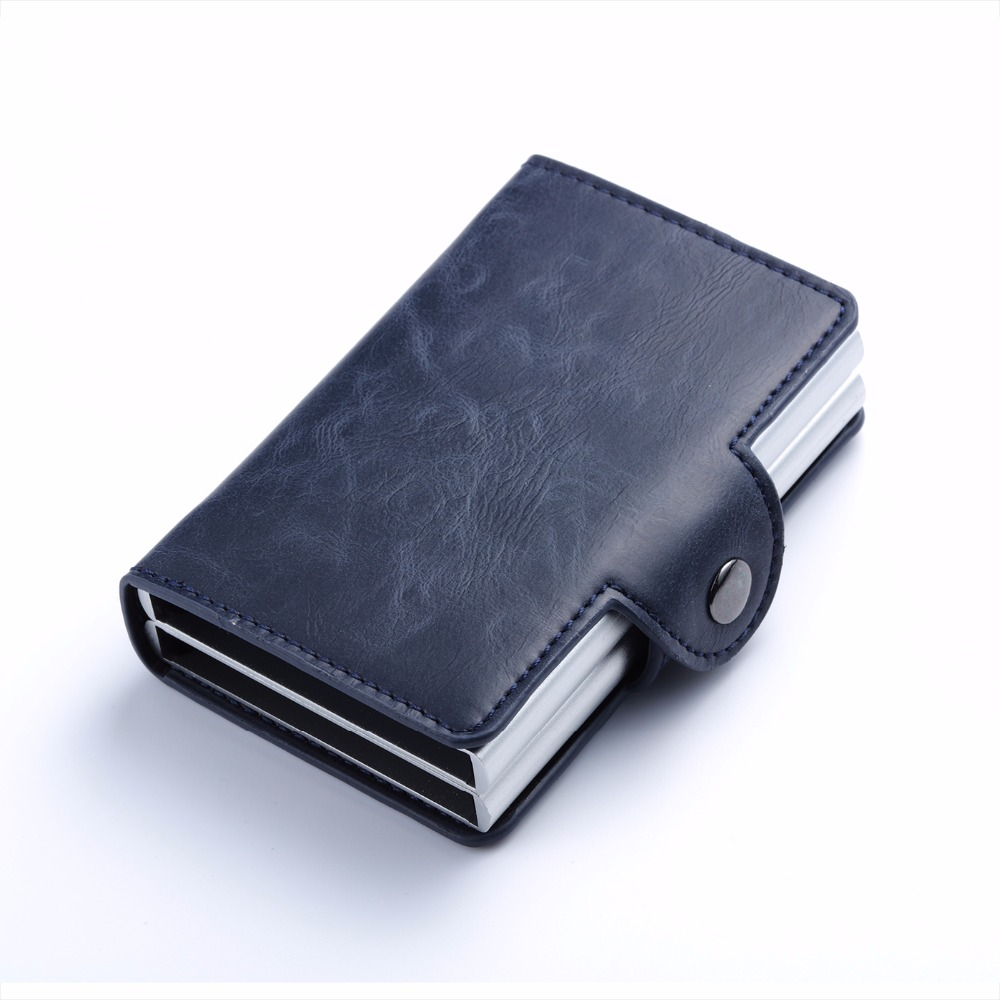 RFID Blocking Business Wallet
