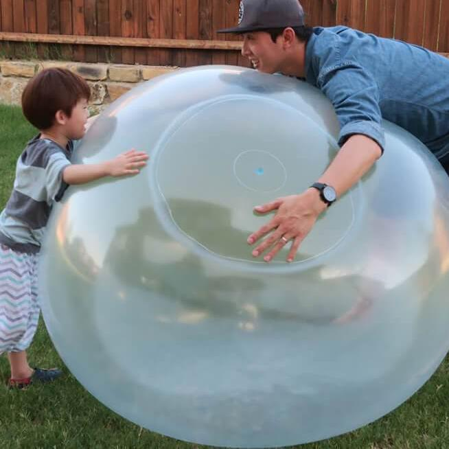 Unpoppable Bubble Ball