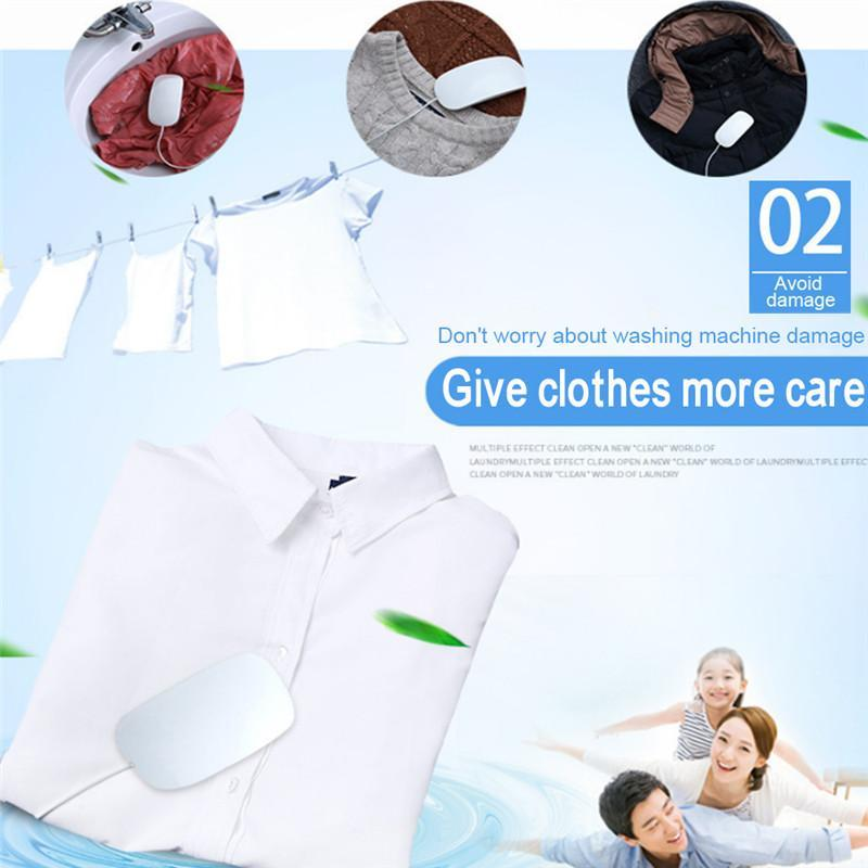 Sonic Pod - Portable Laundry & Cleaner