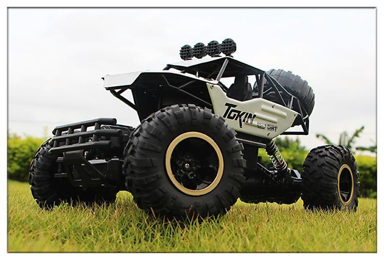 No.1 Selling 4X4 RC Rock Crawler 4WD Double Motors Off-Road Car