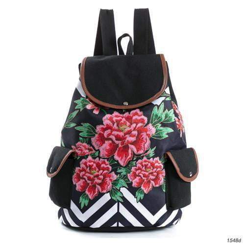 Colorful Fruit Design Backpacks