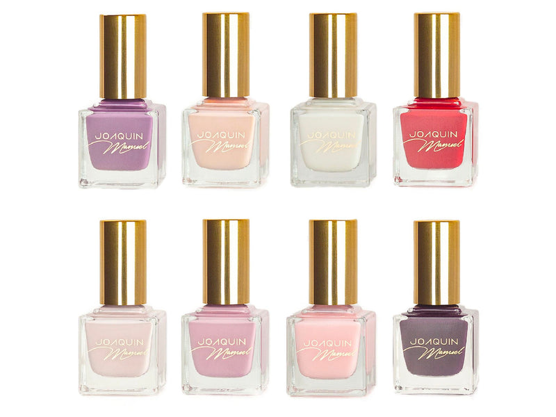 Mom Dushi Collection - Set 8 Nail Polishes