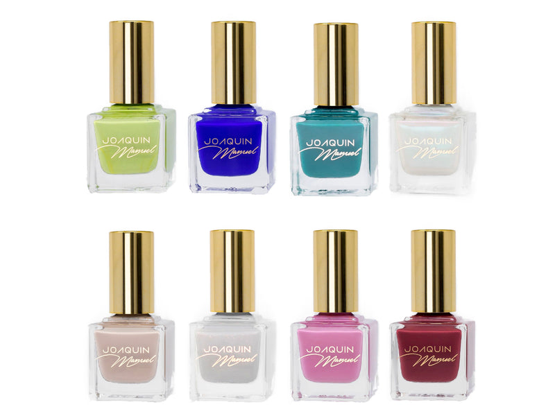 Amore Collection - Set 8 Nail Polishes