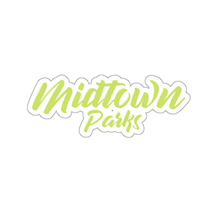 Midtown Parks Sticker