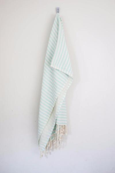Perfect Beach Towel Aqua