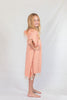 Kids Beach Poncho_Orange