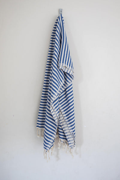 Perfect Beach Towel Ocean Blue