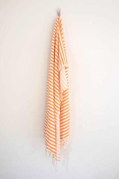 Perfect Beach Towel Orange