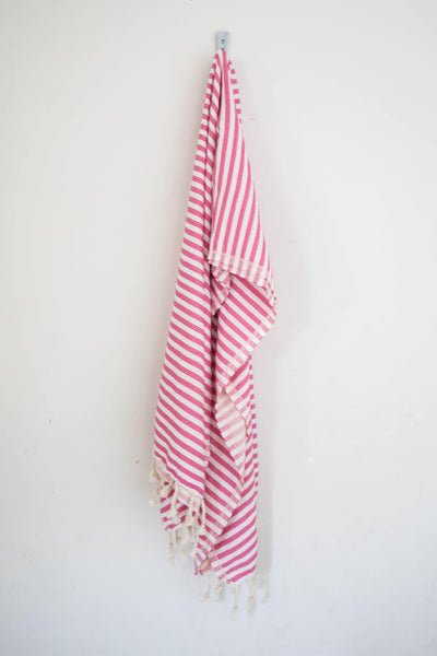 Perfect Beach Towel Pink