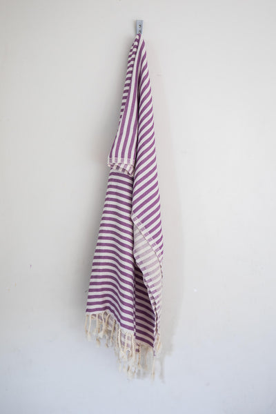 Perfect Beach Towel Purple