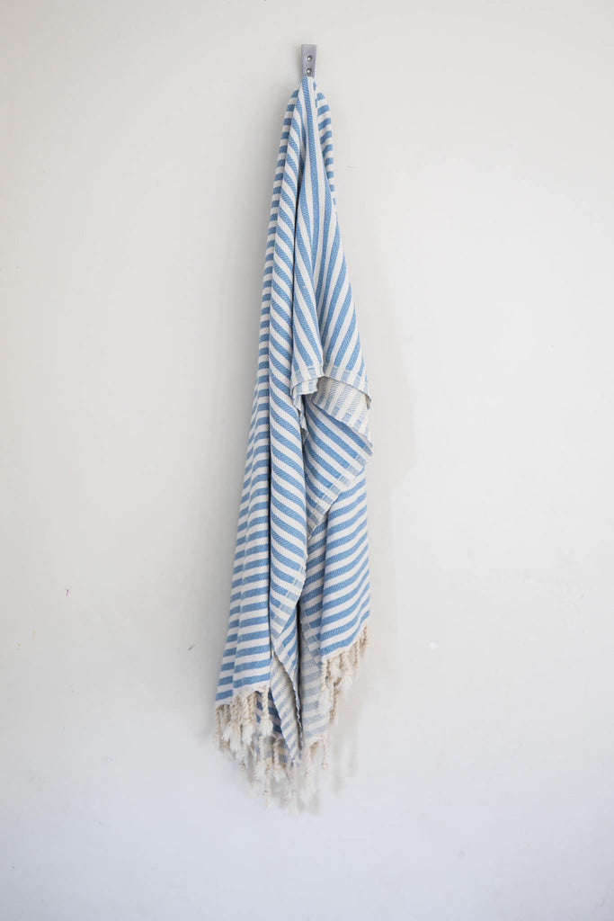 Perfect Beach Towel Sky Blue