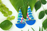 Handcrafted Polymer Clay Earrings