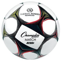 Champion Sport Thermal Bonded Soccer Ball