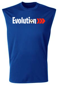 Dri-Fit Tank Top - Blue