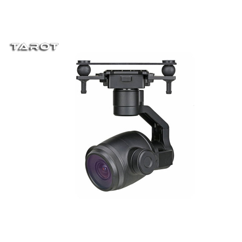 Tarot ZYX-T14X high precision three-axis Gimbal with  1/2.3 CMOS sensor 12 million pixels Camera for FPV Drone