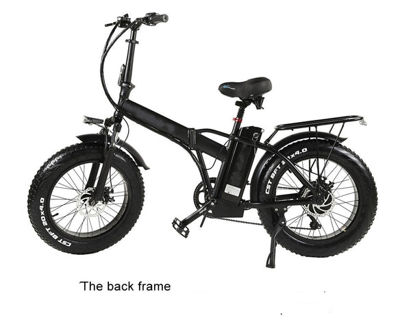 Electric Bike 500 Watt/20inch/48V/15AH/lithium battery/fat tire