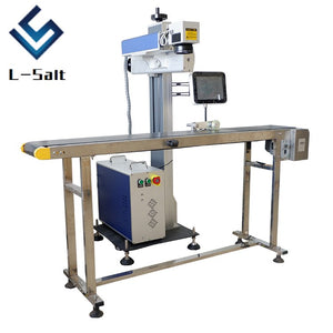 qr code laser printer cnc marking and engraving machine for ring