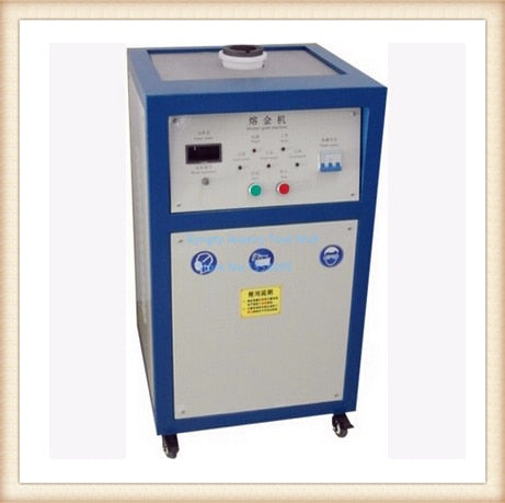 380V 13.2 lbs Jewelry Making Machine Gold Silver