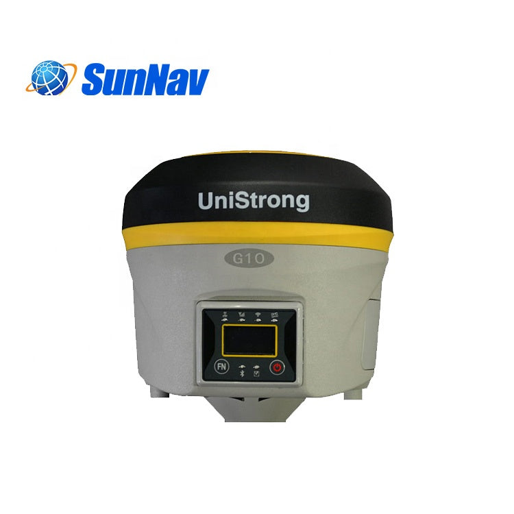 Newest Version UniStrong GNSS RTK Receiver G10 gps rtk with best price