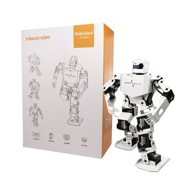 NEW  Dancing Robot Dance Robosoul H5s Intelligent Education Programmable Bionic Robot