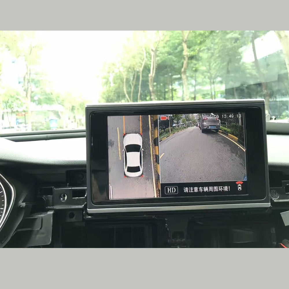 360 View Car Camera For Plus Around View Monitor Original Parking Assist System