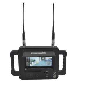 1080P Wireless Military Outdoor Receiver  LCD Monitor, Video Receiver High Definition
