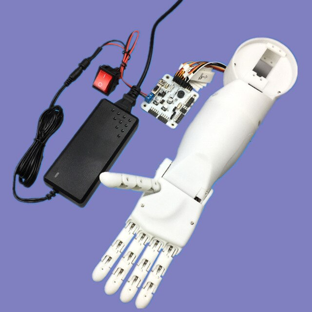 the newest MAGICHAND MINI PRO 7 DOF bionic dexterous humanoid robot hand