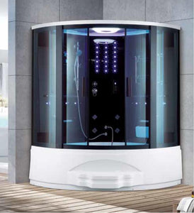 1500mm Bathroom Wall  Steam Shower Multi-functional Acrylic
