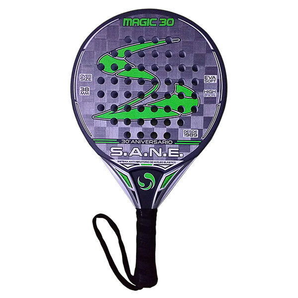 Sane Magic 30 Textreme Silver