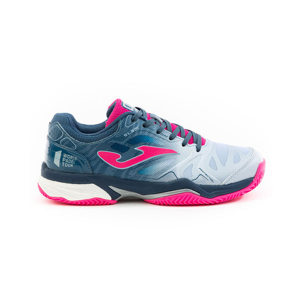 Joma T.Slam Lady 2004 Clay Blue Fuchsia