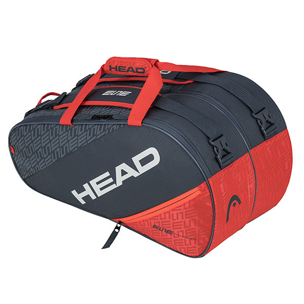 Borsa Head Elite Padel Supercombi Grey/Orange