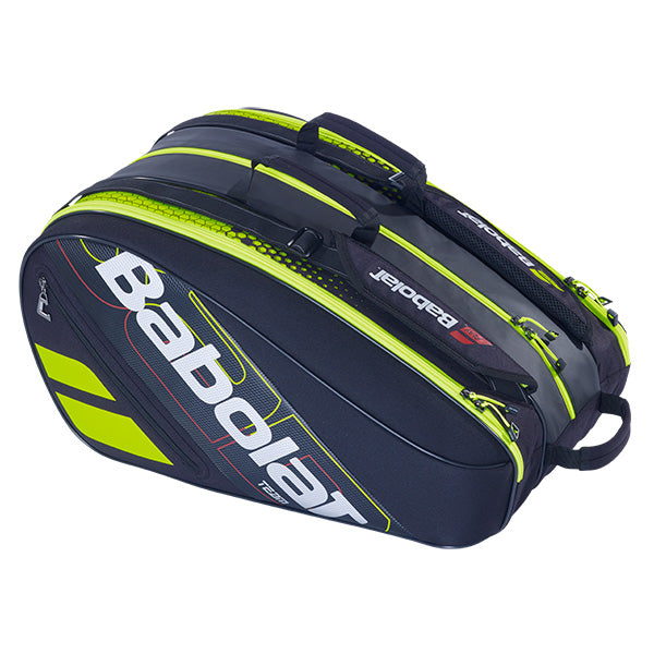Borsa Babolat RH Team Padel Black/Green