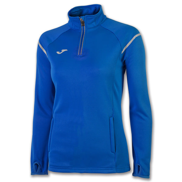 Joma Felpa Zipper Race Royal Woman