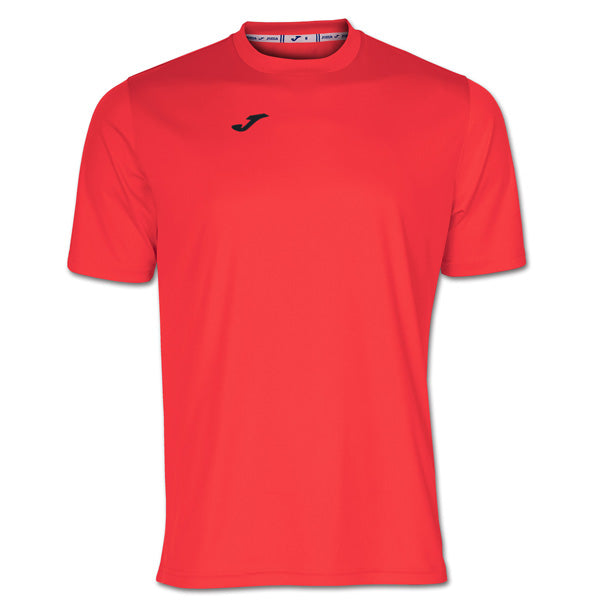 Joma T-shirt Combi Coral Fluor