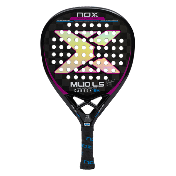 Nox ML10 Luxury L5 Carbon 18K