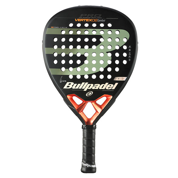 Bullpadel	Vertex 02 Comfort 20