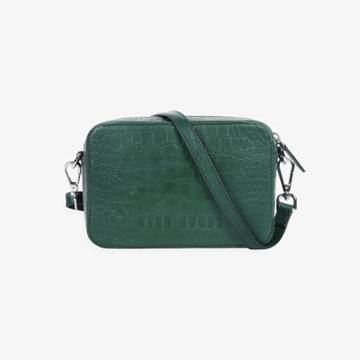 Camera Bag Green Croc - HYER GOODS