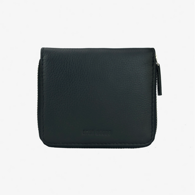 Zip Wallet Black - HYER GOODS