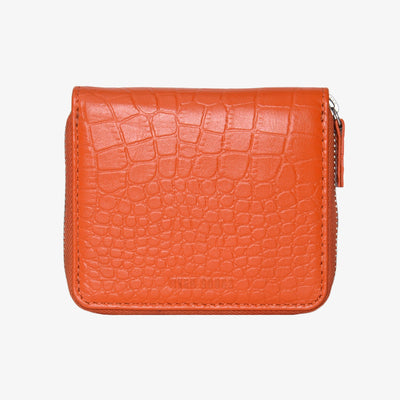 Zip Wallet Flame Croc - HYER GOODS