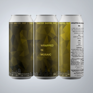 Wrapped In Mosaic - 6.0% IPA