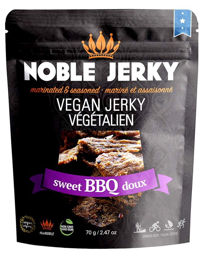 Noble Vegan Jerky - 70g Pack