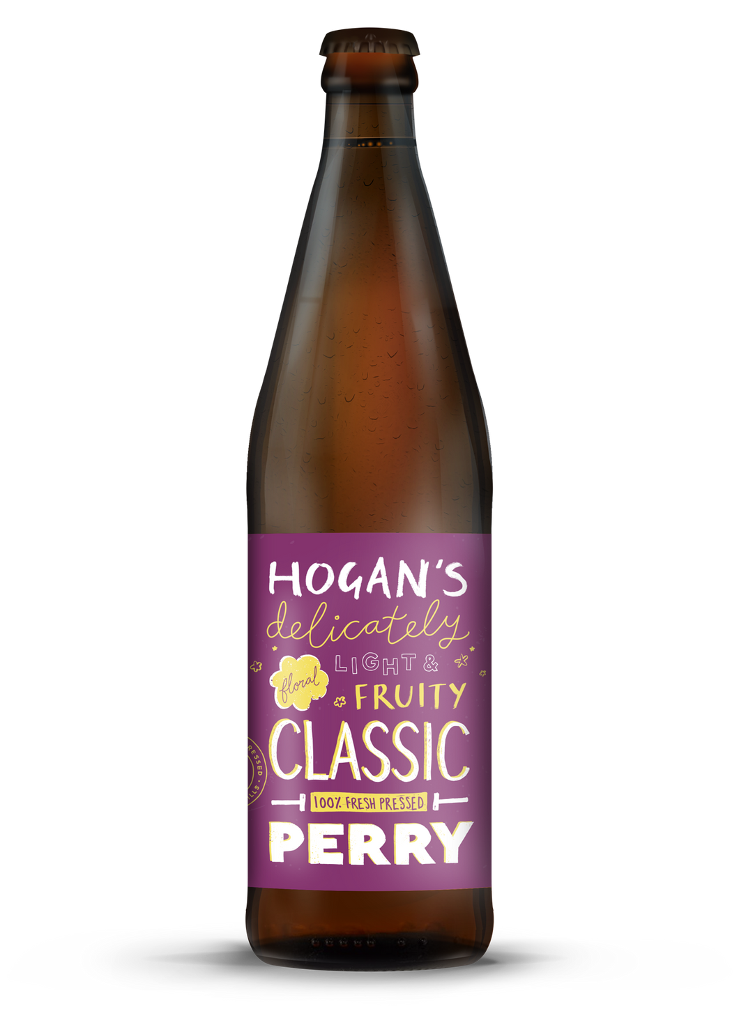 Hogan's Classic Perry 5.4% - 500ml Bottle